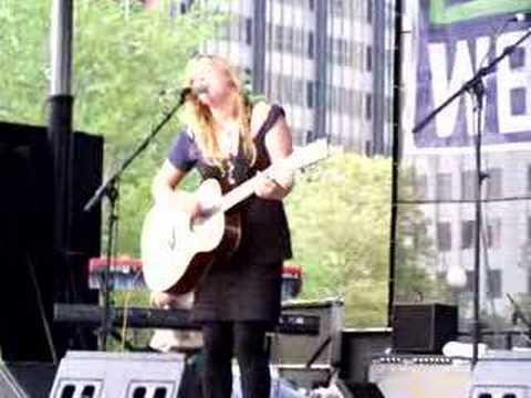 Sonya Kitchell Live at Copley Square, Boston