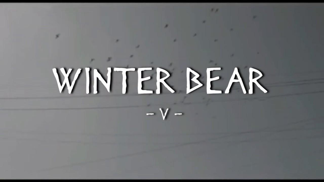 winter bear v letra youtube. Black Bedroom Furniture Sets. Home Design Ideas