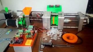 Robotdigg Desktop Injection Molding Machine