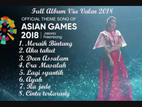 via vallen asian games full album kompilasi 2018