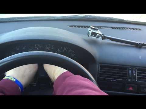 DIY How to remove instrument cluster digital dash on volkswagen jetta  volkswagen golf