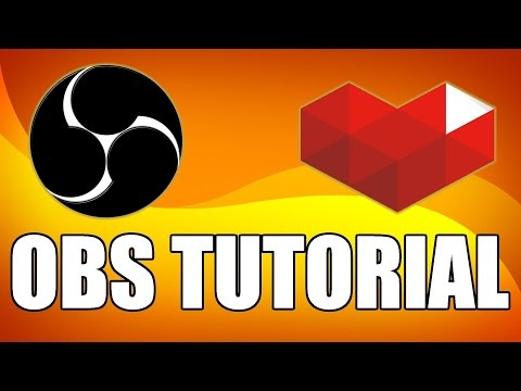 OBS TUTORIAL (2016) Live Sub Count, Logo, Subsrcriber Alerts On Screen, Etc.!!!