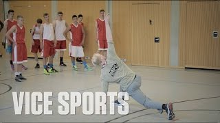 The Crazy German Coach Who Taught Dirk Nowitzki How to Shoot