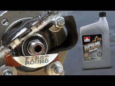 Petro Canada Supreme Synthetic 5W30 Jak Skutecznie Olej Chroni Silnik?
