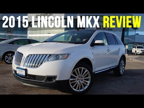 2015 Lincoln MKX AWD | Cooled Seats, Sunroof, Navigation (In-Depth Review)