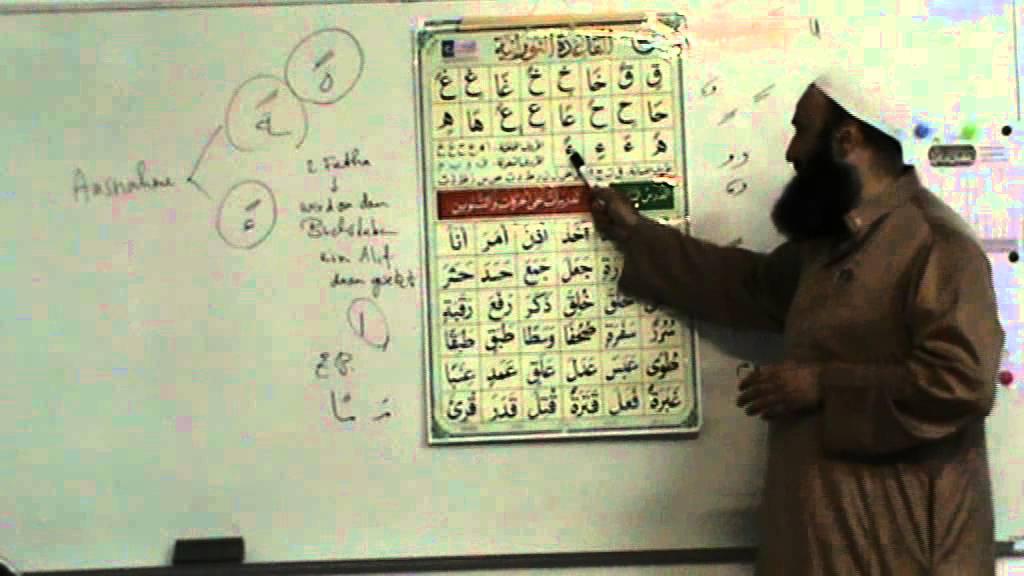 Koran Lesen Arabisch