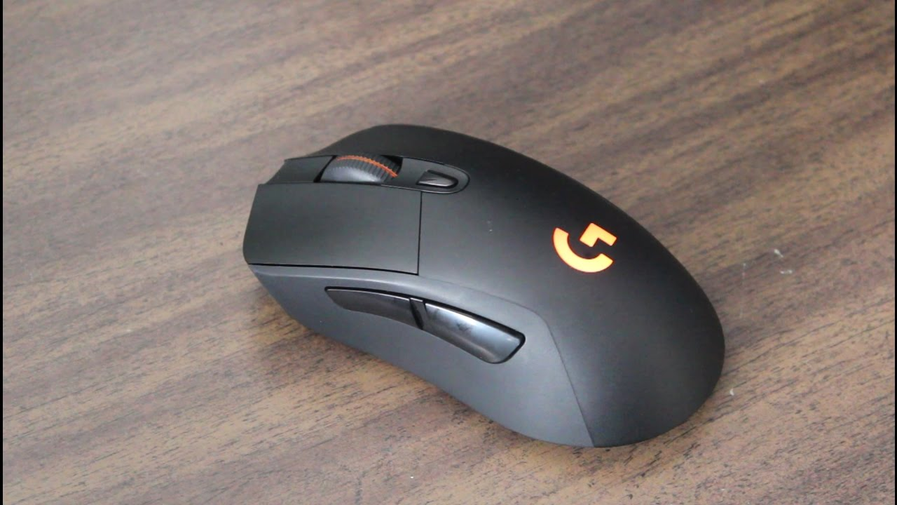 Logitech G403 Prodigy Wireless Gaming Mouse Review