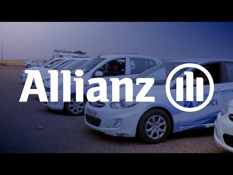 Vidéo street marketing - ZURICH ASSURANCE à Marrakech - 2014