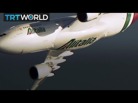 Money Talks: Cerberus propose to take over  Italy's Alitalia