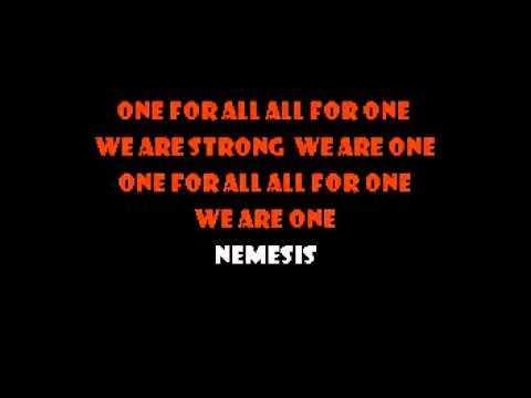 Arch Enemy - Nemesis Karaoke