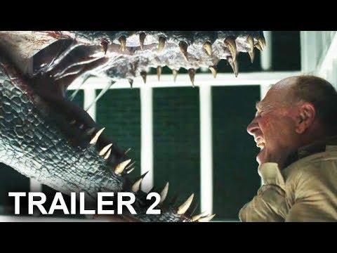 Jurassic World 2 El Reino Caído Trailer 2 Español Latino Super Bowl 2018 Youtube