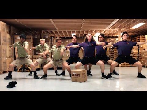 Ultimate FedEx vs UPS Dance Battle!!!
