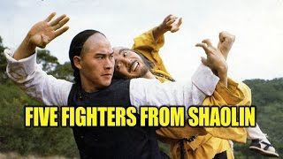 Wu Tang Collection - Five Fighters from Shaolin