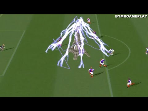 Super Shot Soccer  Italia  vs  Francia   Fútbol con Poderes