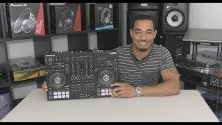 """Roland DJ-707M """"Mobile"""" Serato DJ Controller Review"""