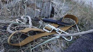 Тактический поясной ремень своими руками / Tactical belt / Do It Yourself