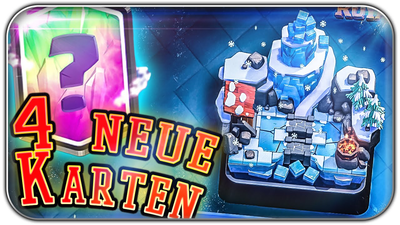NEW LEGENDARY AND NEW ARENA | Clash Royale July Update News | Deutsch ...