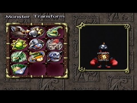 Getting All the Monster Transformation Badges - Let's Play Dark Cloud 2 [P67]