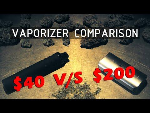 $40 to $200 Dry Herb Vaporizer Comparison (Titan I V/S DaVinci IQ) Cannabasics #119