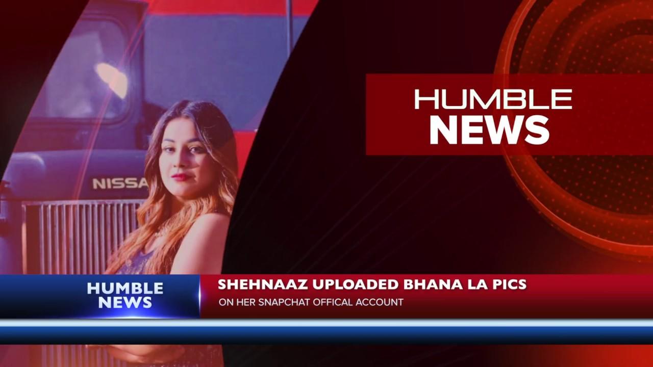 HUMBLE MUSIC LATEST UPDATES | SHEHNAAZ GILL | BHANA LA | GIPPY GREWAL | HUMBLE MUSIC |