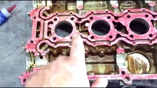 Here's why it's important to use Anaerobic engine gasket sealant when it's required