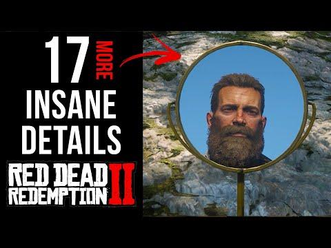 17 INSANE Details In Red Dead Redemption 2 (Part 7)