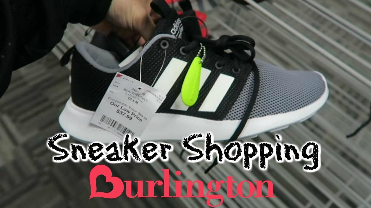 b64dba87e Sneaker Hunting At Burlington Coat Factory - YouTube