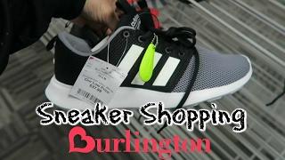 Sneaker Hunting At Burlington Coat Factory