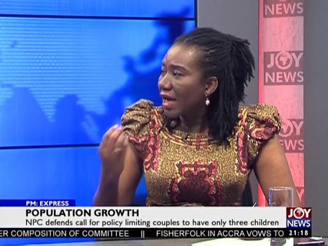 Population Growth - PM Express on JoyNews (31-7-18)