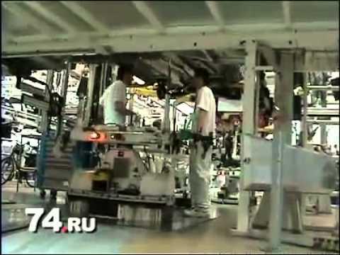 Завод Skoda в Чехии - 74.ru