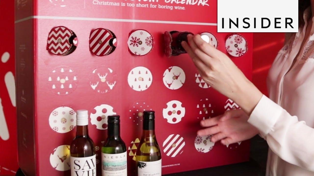 Aldi Wine Advent Calendar.Aldi S Wine Advent Calendar Is Coming To The Us This Year