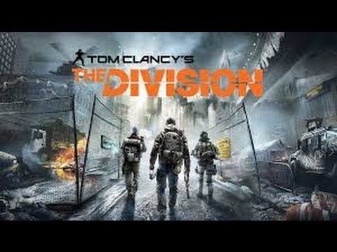 Tom Clancys The Division Beta Game Play |