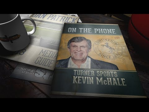 Kevin McHale Talks SixersCelts, LeBron, MJ, Bird & More wDan Patrick  Full   5118