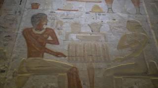 В Египте нашли нетронутую гробницу возрастом более 4 тыс. лет