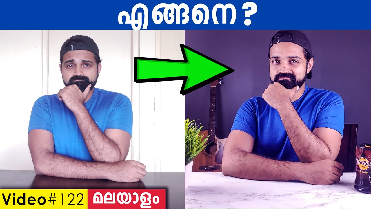 How to Shoot Pro Videos With Smartphone in Malayalam (My Studio Tour)|🔥100K Subs Special Video🔥