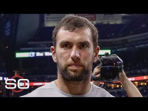 Colts Fans Booing Andrew Luck Is A Very Bad Look - Matt Hasselbeck   SportsCenter