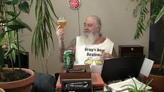Beer Review # 3434 Lost Forty Brewing Snake Party Double IPA