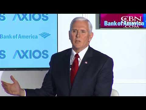 Vice President Pence Blasts ABC