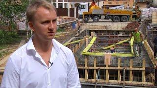 Строительство чаши бассейна в цокольном этаже // FORUMHOUSE(, 2015-08-18T13:07:51.000Z)