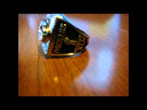 2010 Packers Super Bowl XLV Ring