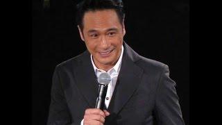 吳鎮宇在鄭秀文演唱會唱歲月如歌160924