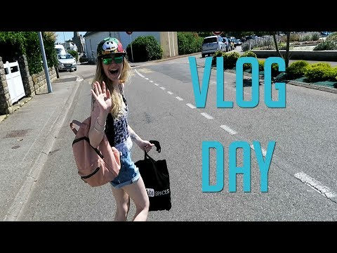 MON VLOG DAY 1 : BATAILLE DALGUES