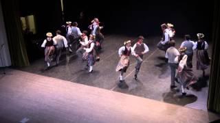 Deju kolektīvu koncert KAM DRAUGI,TAS BAGĀTS, KN ZIEMEĻBLĀZMA (12.01.2014) - 00053