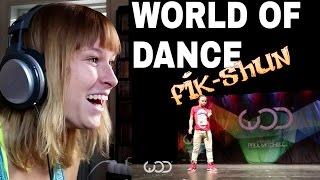FIK-SHUN | FRONTROW | World Of Dance Las Vegas 2014 #WODVEGAS | REACTION