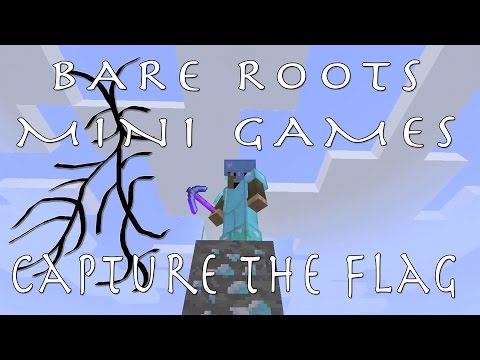 tominabox1 plays Minecraft - Bare Roots Weekly Invitational Challenge: Capture The Flag