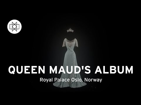 Queen Maud's Album - Royal Palace Oslo, Norway