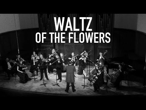 "Waltz of the Flowers from ""Nutcracker"" - 2 Violins and Orchestra"