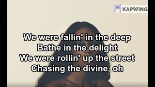 Solange - Down With The Clique Lyrics