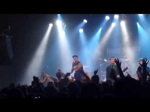 De Heideroosjes - Iedereen Is Gek (Behalve Jij)! @ De Kreun Kortrijk 24 november 2011