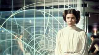 (HD 1080p) Princess Leia's Theme,  Star Wars Episode IV: A New Hope
